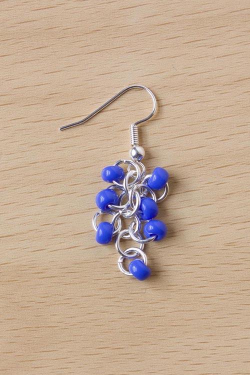 Seed Bead Earrings Diy Make And Fable