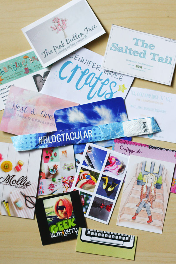 When Make and Fable went to Blogtacular!