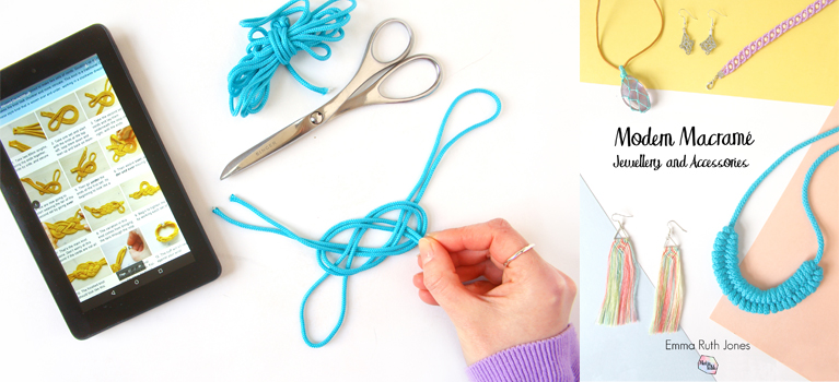 Learn to make Macrame Jewellery!